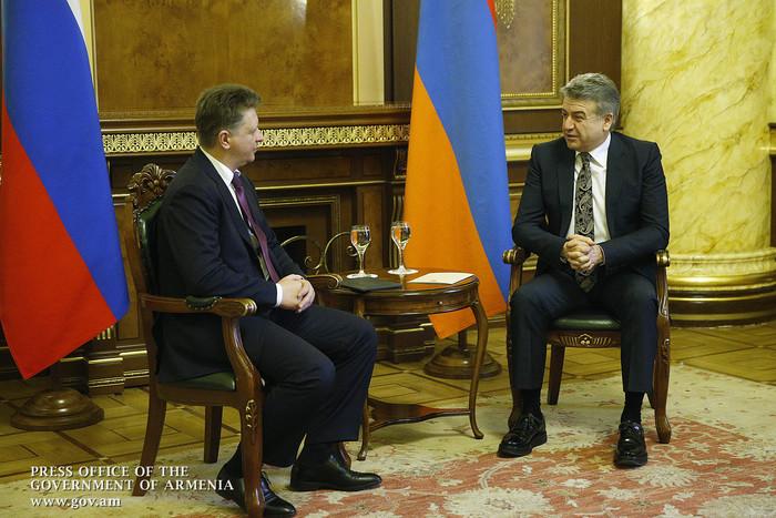 Максим Соколов: Объем товарооборота с Арменией достиг рекордного уровня – свыше $1,7 млрд