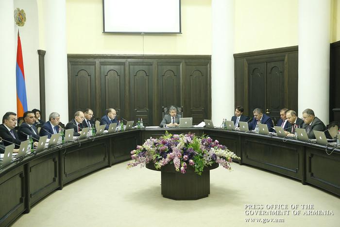 Правительство Армении одобрило Стратегию управления природными ресурсами