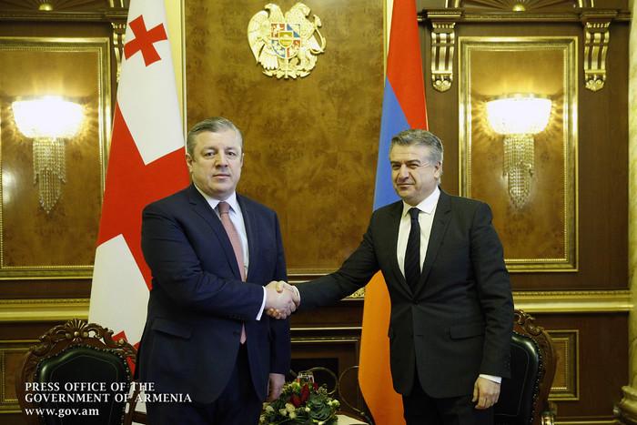 Товарооборот между Арменией и Грузией вырос на 33%