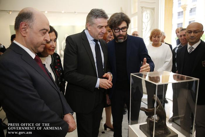 Карен Карапетян в Ливане: Мы прекрасно представляем, как должны обеспечить прогресс Армении