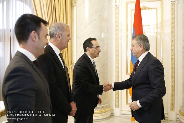 Итальянская компания заинтересована в участии в строительстве автомагистрали Север-Юг