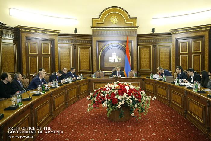 В правительстве Армении состоялось заседание Единой апелляционной комиссии инспекционных органов