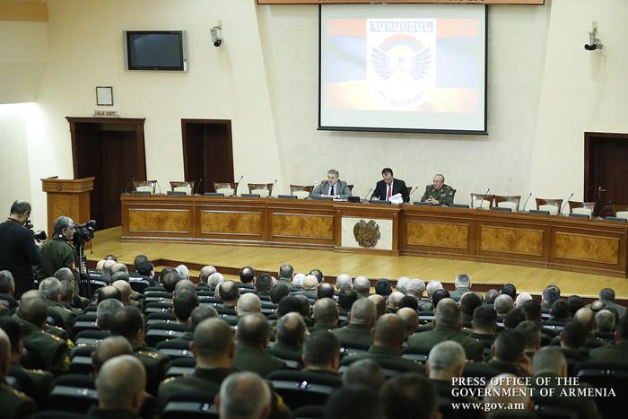 Премьер Карен Карапетян: У нас есть уникальный шанс для обеспечения скачкообразного роста в Армении