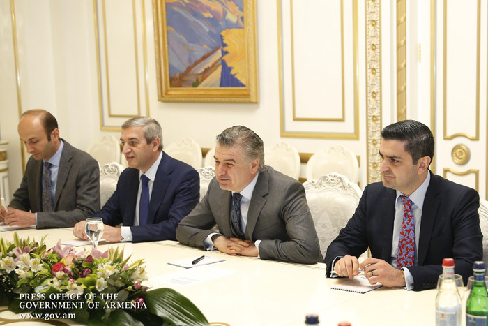 Карен Карапетян намерен привлечь Россию к строительству участка Сисиан-Каджаран автомагистрали «Север-Юг»