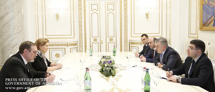 Глава Роспотребнадзора Анна Попова: Армения прилагает усилия по развитию экспорта сельхозпродукции