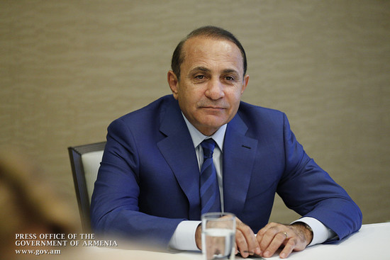 «Грапарак»: Овик Абраамян из-за проблем со здоровьем побывал в медицинском центре «Астхик»